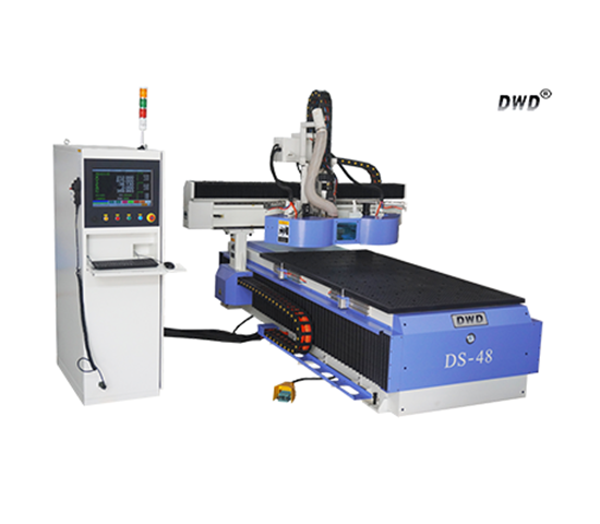 DS-48 CNC Machine Center