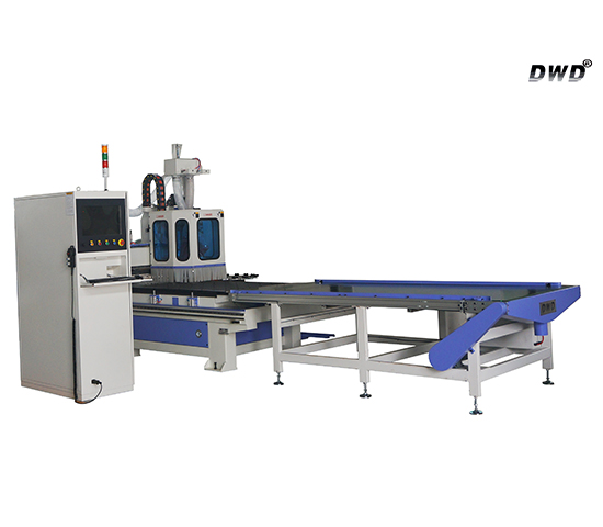 NA-48P  CNC Machine Center With Unloading Automatically